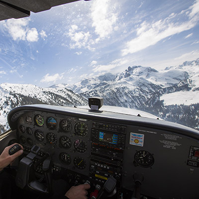 Courchevel Site Rating Alpine AIrlines