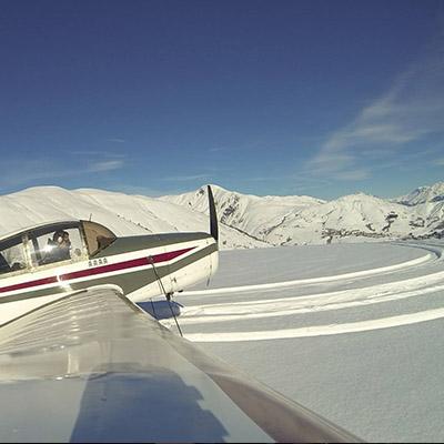Pilotage Glaciers Qualification Montagne Alpine Airlines