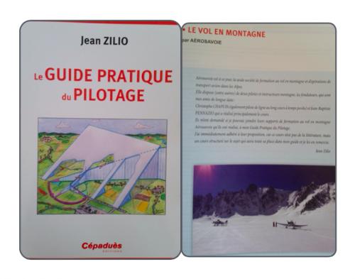 Alpine Airlines invité par Jean Zilio dans son guide pratique de pilotage