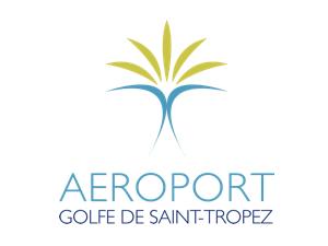 Logo Aeroport Saint Tropez