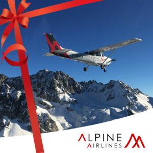 Bon Cadeau Grandes Alpes Alpines Airlines