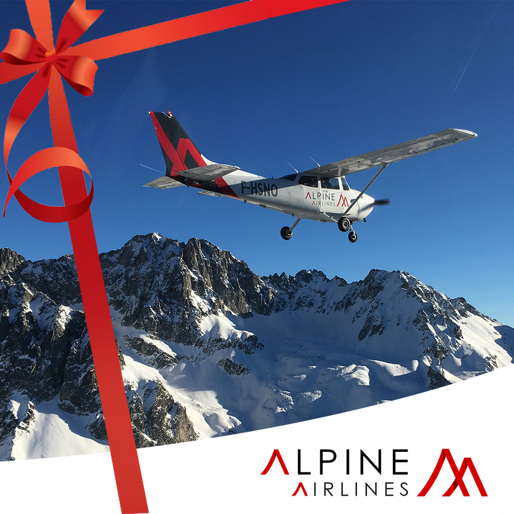 Gift Voucher Flight Great Alps [Private]