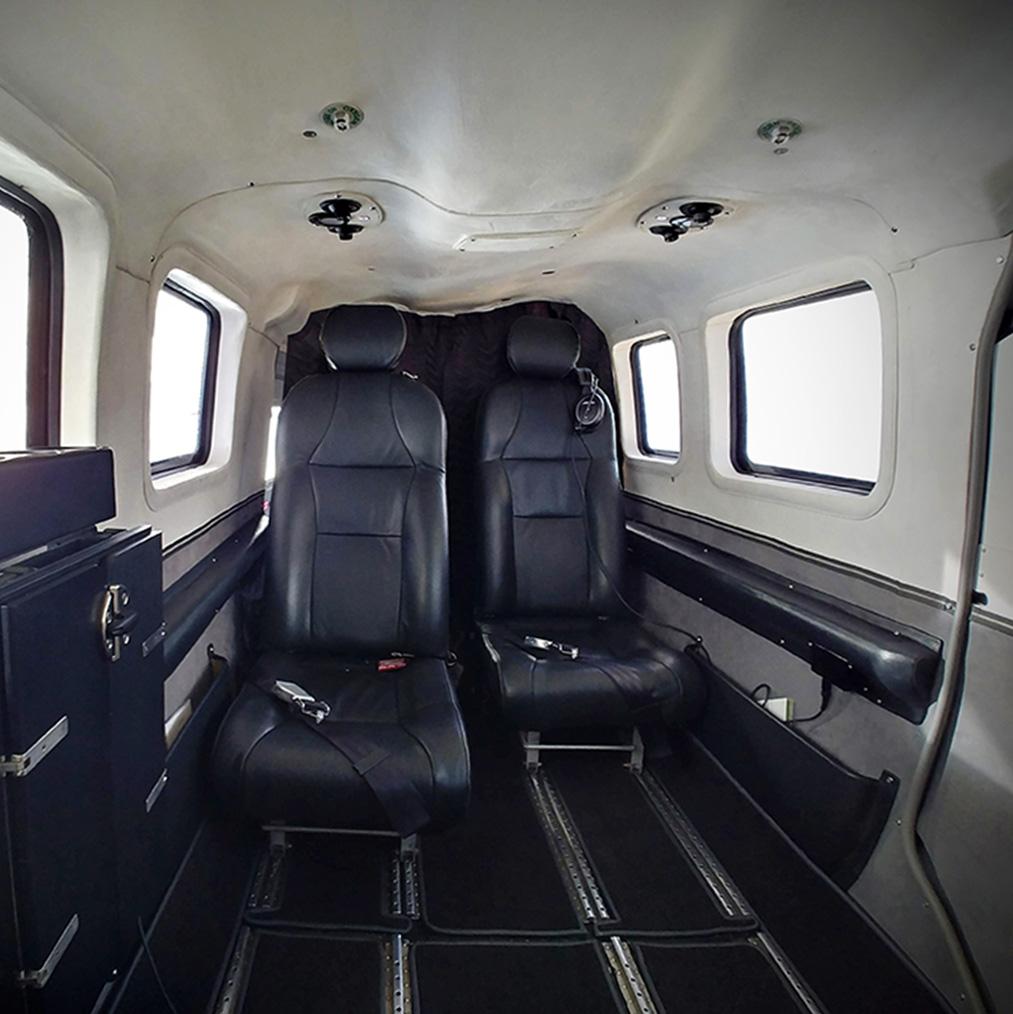 Aviator TP600 Cabin