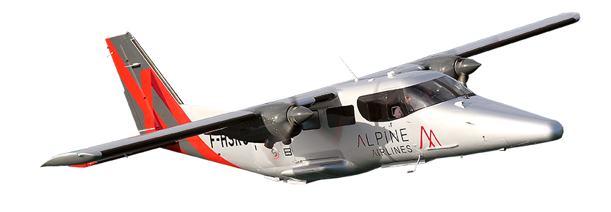 Aviator TP600 Alpine Airlines