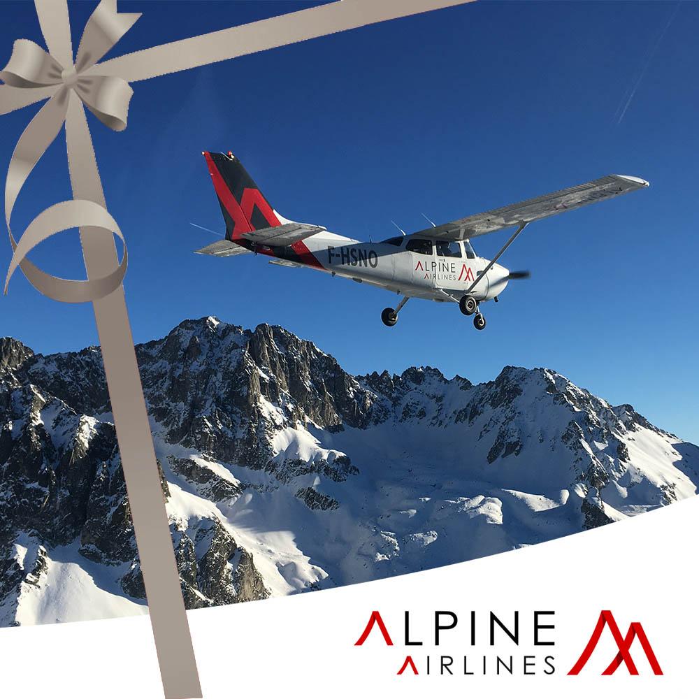 Gift Flight Grandes Alpes